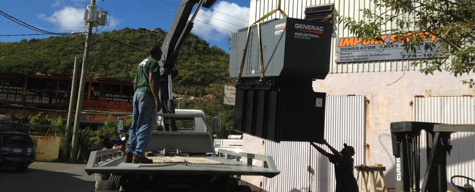 Generator Slider